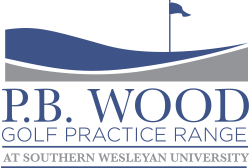 P.B. Wood Golf Driving Range at Southern Wesleyan University